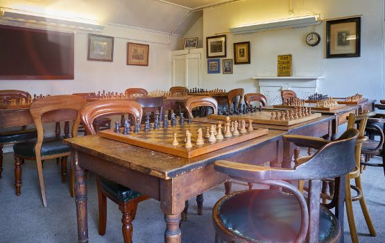United Arts Club, Dublin - Chess