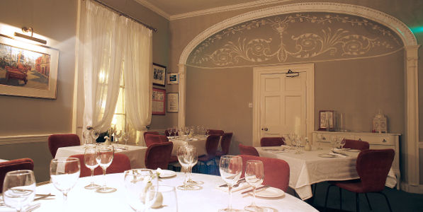 United Arts Club, Dublin - Restaurant