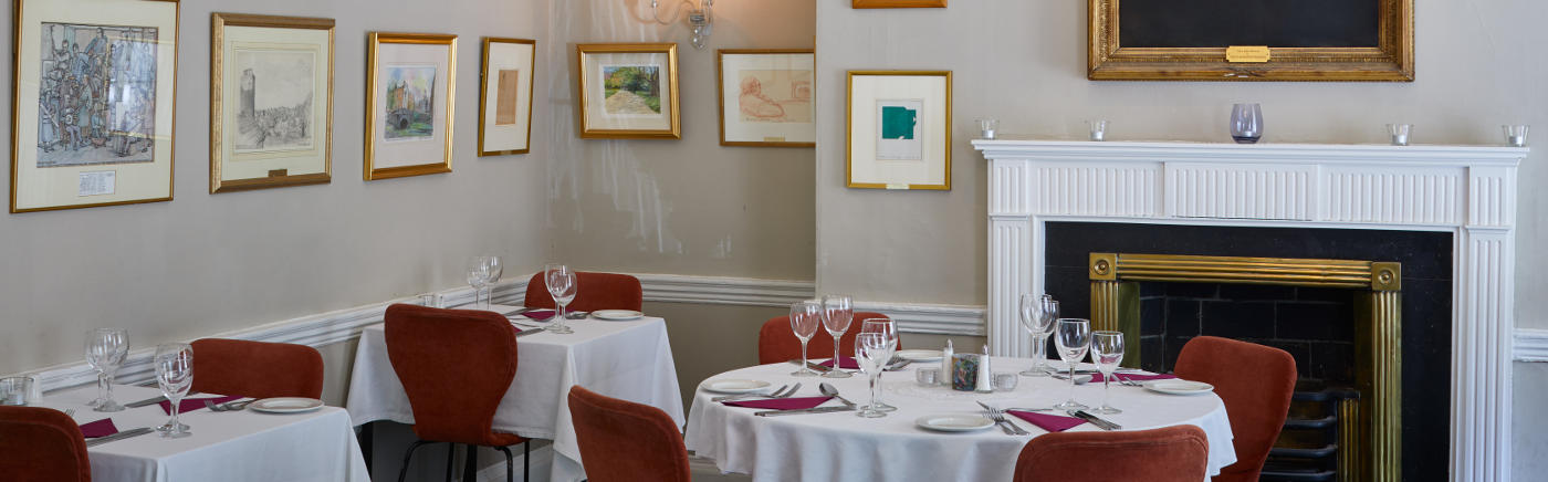 United Arts Club, Dublin - The Restaurant
