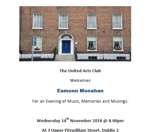 Musical Concert Archives - United Arts Club